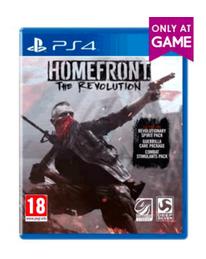 Homefront The Revolution + DLC Pack (PS4/Xbox One) für 7,83€ (Game)