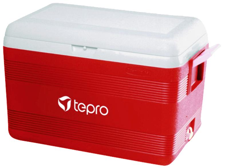 TEPRO Kühlbox 68 mit 59,6L Volumen bei Saturn inkl. Versand