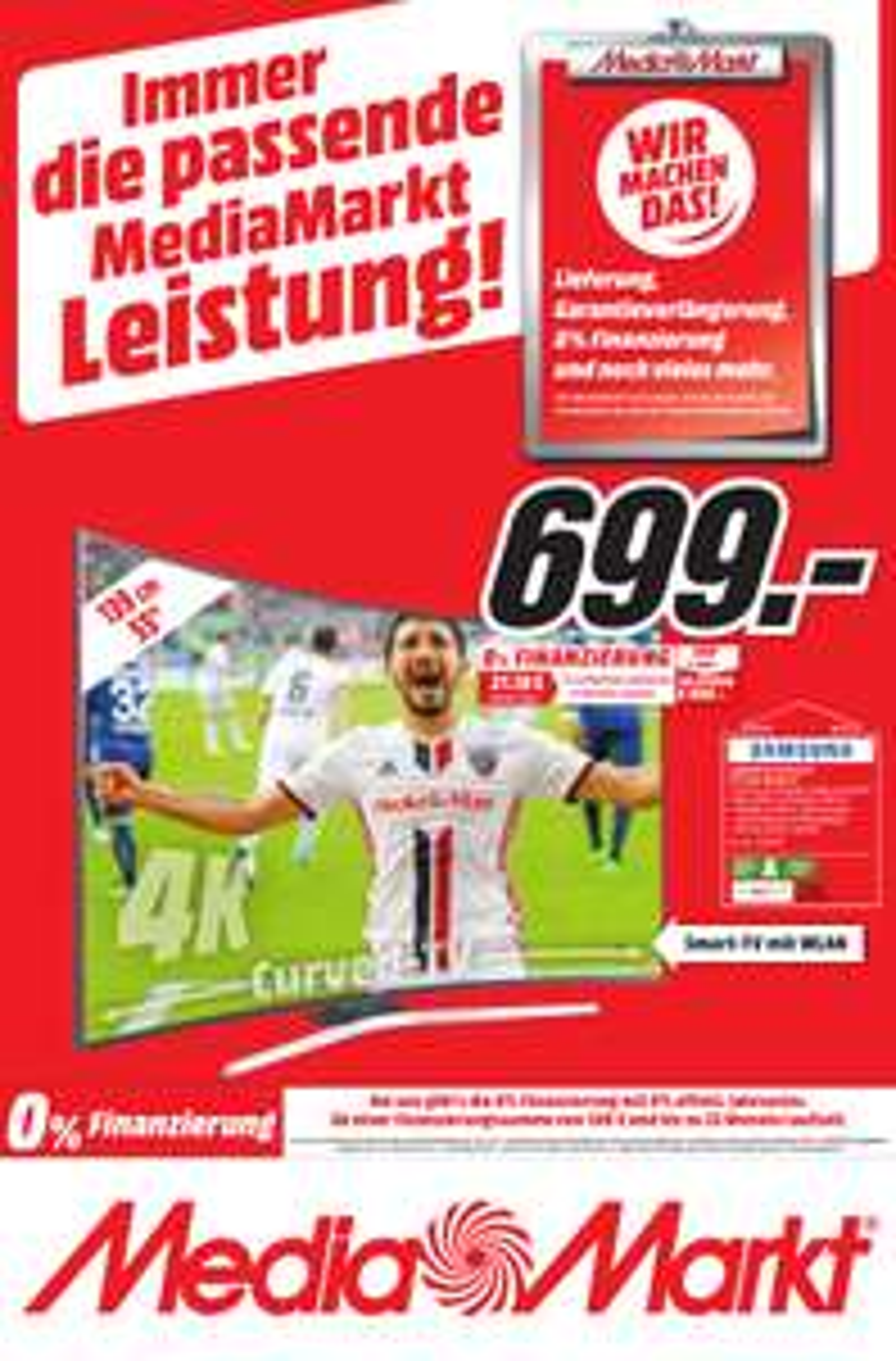REGIONAL,Media Markt Nienburg,699 €-Samsung UE 55 MU 6279