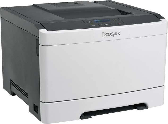 Lexmark CS310n Farblaserdrucker A4 23 S./min 23 S./min 1200 x 1200 dpi LAN