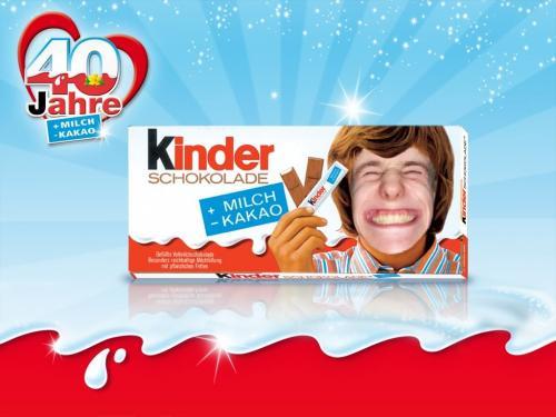 [Netto Discounter] Kinder Schokolade 8 + 2 (Sondergröße) für 0,77