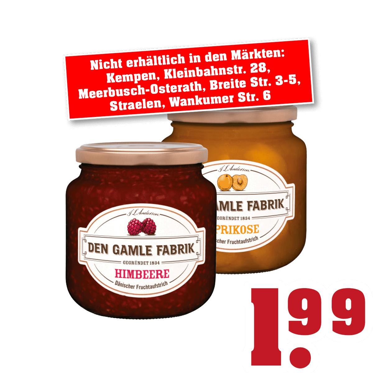 Den Gamle 600g für 1,99 € bei Trinkgut bis zum 11.11.17