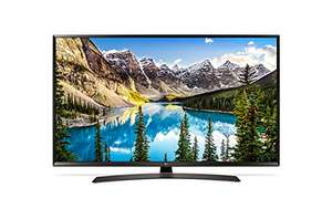 LG 55UJ635V - 55 Zoll Fernseher (Ultra HD, Triple Tuner, Smart TV, Active HDR)
