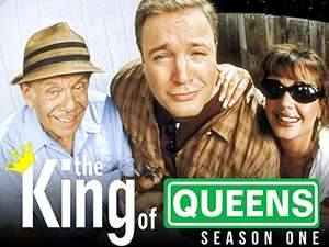 King of Queens Staffel 1-9 kostenlos [Prime]