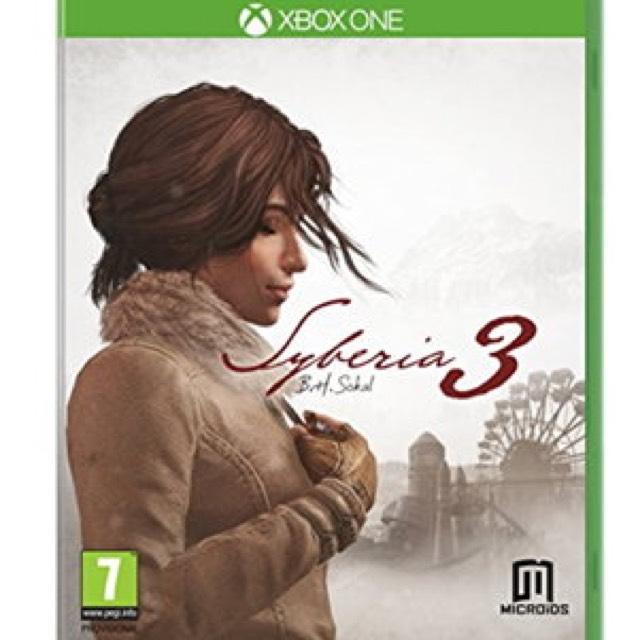 Syberia 3 für Xbox One für 12,59€