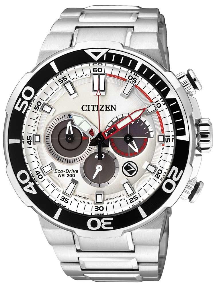 Citizen Watch Eco-Drive Chronograph CA4250-54A (20bar) 43% unter Idealo