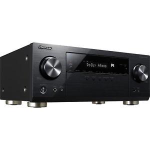[alternate@eBay] Pioneer VSX-932 7.2-Kanal AV-Receiver (130 Watt RMS, USB, Ethernet, AirPlay, Spotifiy, Dolby Atmos, DTS:X, HDR10, FireConnect, 4K-Upscaling, Radiotuner) in schwarz
