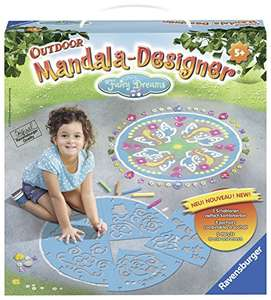 Amazon Ravensburger 29764 - Fairy Dreams Mandala Designer Outdoor 5 EUR