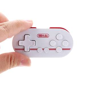 [Gamiss] 8Bitdo ZERO Mini Bluetooth Gamepad