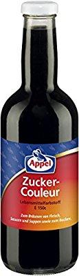 Appel Zucker-Couleur, 6er Pack (6 x 1000ml Flasche)