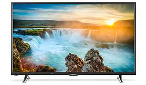 "[Medion] Smart-TV MEDION® LIFE® X18061 (MD 31110) 125,7 cm (50"") TV, Full HD, Triple Tuner mit DVB-T2 HD, 600 CMP, WLAN integriert + 4% shoop"
