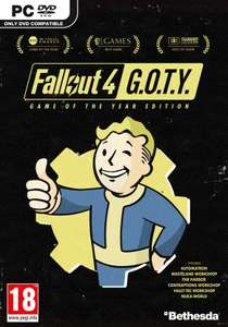 Fallout 4: Game of The Year Edition (PC Retail) für 20,88€ (Game UK)