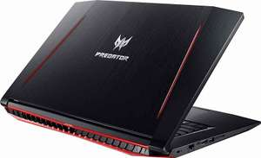 Notebook mit i5-7300HQ, 1050TI4GB, 128GBSSD, 1TB HDD ( Acer Predator Helios 300 )