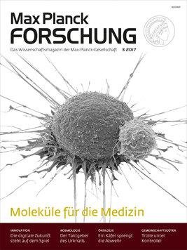 Kostenlose Print-Magazine zum Thema Wissenschaft: Max Planck, Fraunhofer, Helmholz, Leibniz, DLR und DESY