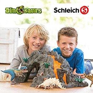 [ebay] Schleich Riesenvulkan mit T-Rex inkl. Versand für 72,24 €