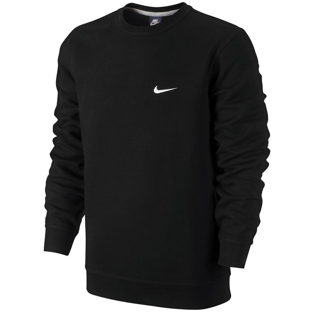 Nike Swoosh Club Fleece Crew-Neck Sweatshirt Crewneck Pullover Pulli
