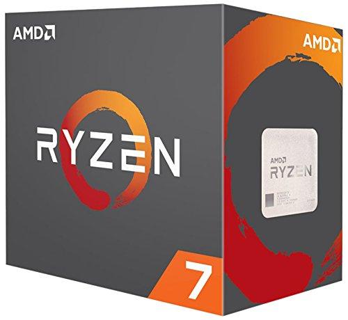 AMD Ryzen 7 1800X für 328,68€ (Amazon.it)