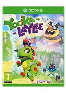 Yooka-Laylee (Xbox One & PS4) für je 15,90€ (Base.com)