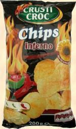 [Lokal] Lidl Dortmund - Crusti Croc Inferno Chips reduzierter Restposten