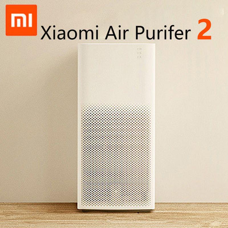 Original Xiaomi Smart Mi Air Purifier 2 Luftreiniger für nur 81,69€