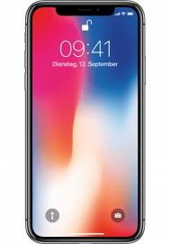 Apple iPhone X 64GB Telekom Magenta Mobil M bei Logitel mit 319€ Zuzahlung und 53,50€ monatlich für 24 Monate