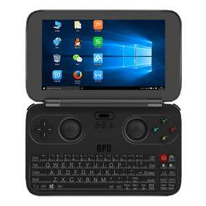 Original Box GPD WIN 64GB Intel Atom X7-8750 5,5 Zoll Win 10 OS HD Tablet