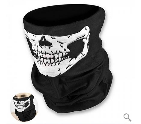 Skull Maske für 18 Cent inkl. Versand (Zapals)