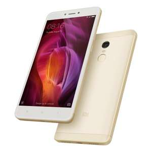 Xiaomi Redmi Note 4 4/64 Phablet EU Plug  -  GLOBAL VERSION  GOLDEN