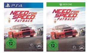 Need for Speed: Payback (PS4/Xbox One), Call of Duty: WWII (PS4/Xbox One), Star Wars: Battlefront 2 (PS4/Xbox One) für je 49,38€ (Groupon)