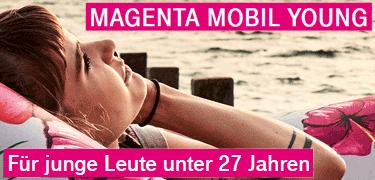 Telekom Magenta Mobil XS Young - 10€pro Monat günstiger nur vom 10.11. bis 12.11.