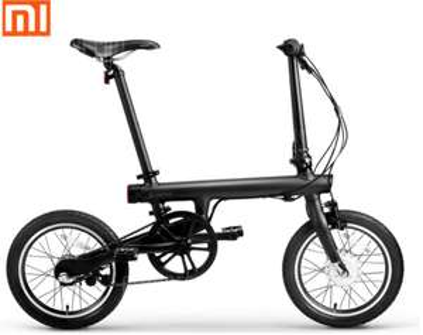 Original Xiaomi QiCYCLE - EF1 Smart Bicycle - Klappfahrrad, Elektrofahrrad ab 0 Uhr!