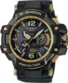 Casio G-Shock Gravity Master GPW-1000GB-1AER GPS Solar Uhr GPS Empfang f. Uhrzeit & Zeitzone