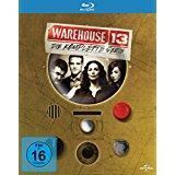 Warehouse 13: Die komplette Serie (Blu-ray) für 22,80€ (Amazon.fr)