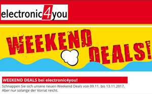 Electronic4you Weekend Deals