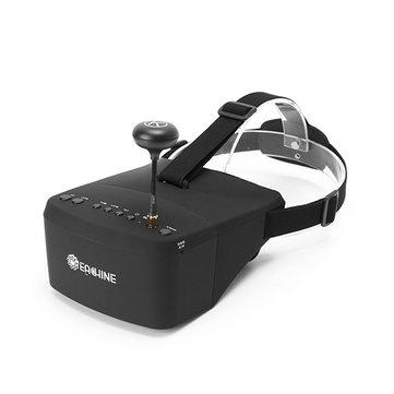 Eachine EV800 5 Zoll 800x480 FPV Brille, Goggle 5.8G 40CH Raceband