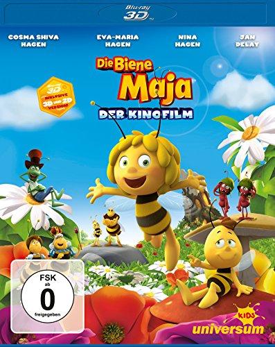 [Amazon Prime/ Dodax] Die Biene Maja - Der Kinofilm (inkl. 2D-Version) [3D Blu-ray]