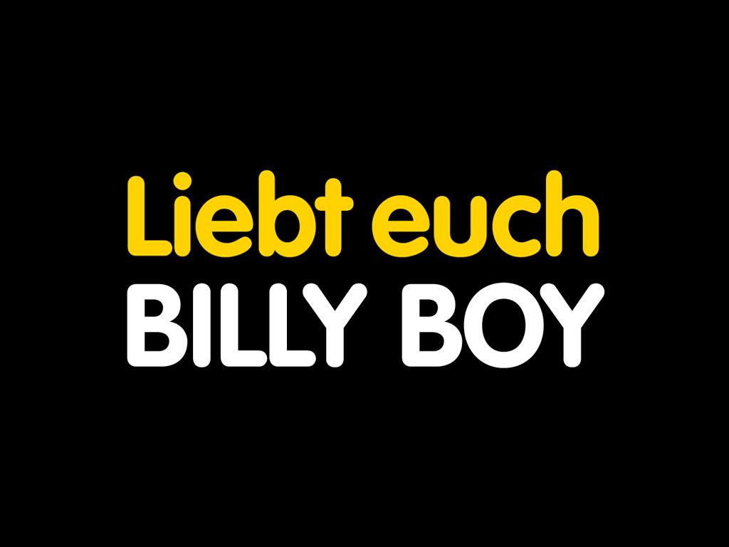 Billy Boy - 25% Gutschein - Mindestbestellwert 20 Euro