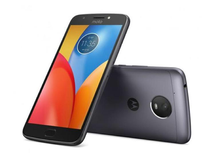 Motorola E4 alle Farben