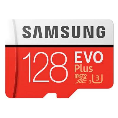 Samsung EVO Plus 128GB Microsd Karte