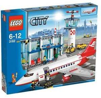 LEGO City Großer Flughafen 3182 für 49,99€ inkl. VSK @Galeria Kaufhof (Garantiert schneller aufgebaut als der neue Flughafen Berlin Brandenburg!!)