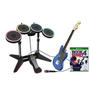(AMAZON) Rock Band Rivals Band Kit for Xbox One (EU Version) incl. Versand