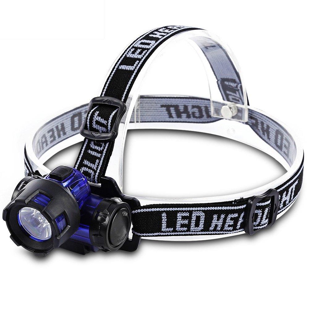 LED Stirnlampe für 1,47€ inkl VSK