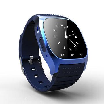 M26 BT 3.0 Smartwatchin in verschiedenen Farben