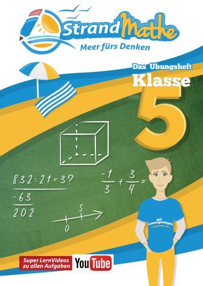 [strandmathe.de] Matheübungshefte mit kostenlosen youtube-Videos - 20% Rabatt