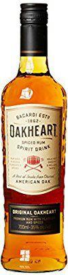 (Amazon.de) Bacardi Oakheart Rum