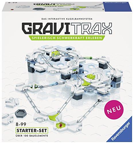 [Amazon oder Müller -lokal-] Ravensburger 27590 - GraviTrax: Starter-Set Konstruktionsspielzeug - Vorbestellung -