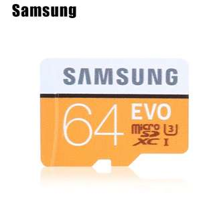 Samsung Evo MB-MP64G microSDXC 64GB (Class 10, UHS-3, 100/20mb/s)  [Gearbest]