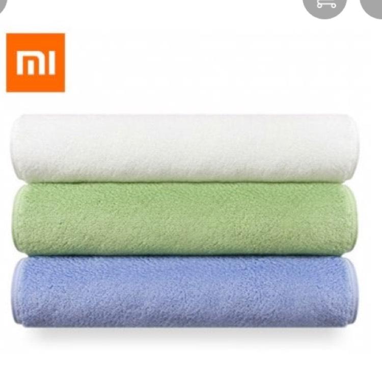 Xiaomi zsh.com Handtuch in blau für nur 3,91