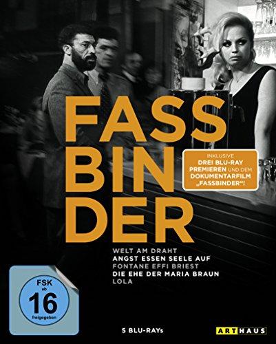 Fassbinder Edition [Blu-ray] mit Amazon Prime