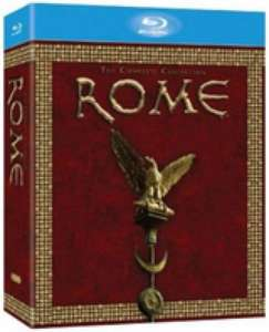 Rom - The Complete Collection [Blu-ray] für 18,94 Euro inkl. Versand [German DTS-HD MA 5.1]